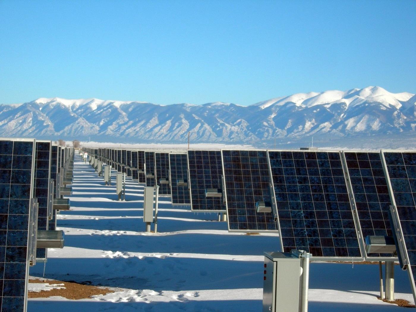 Solar Power Company Marketing
